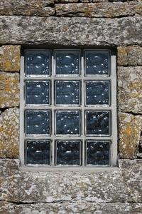 Squared window