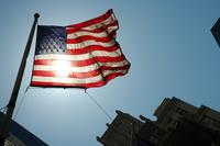 World Trade Centre USA Flag 8