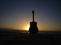 Musical Sunset 2