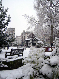 White Soho Square