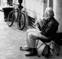 street flute