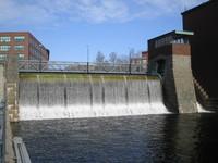 Dam & waterfall 1