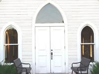 St. Pauls Chapel Door