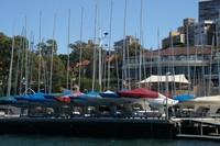yacht club Sydney Harbour 3