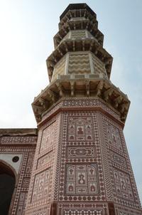 Minar at Jahangir's Tomb