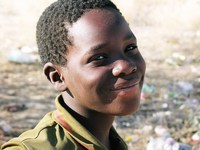 namibian boy