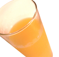 Glass of Orange Juice 2