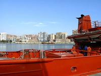 Malaga boat