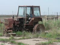Rusty Tractor 1