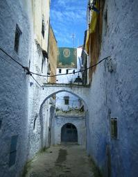 En la medina de Chaouen