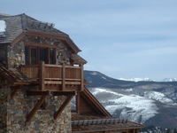 Mountain Balcony