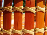 wood paling