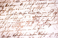 ancient handwriting 2