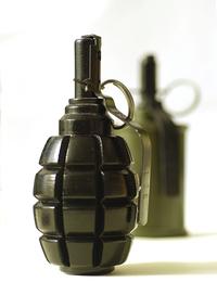 Hand grenade 4