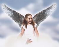 Girl,ildren,Guardian Angel