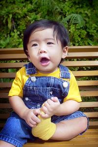Toddler David