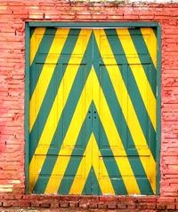 Brazil door
