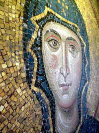 Hagia Sophia Mosaics 3