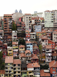 Boxful Istanbul, Urban Sprawl