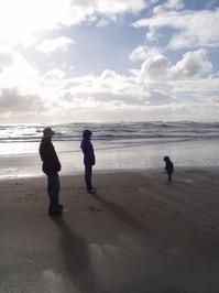 First Trip to the Beach 1