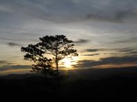 Sunrise on the mountain 3