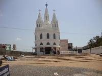 velankini basalica church
