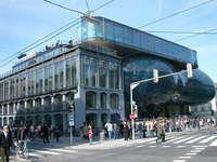Kunsthaus Graz Opening 1