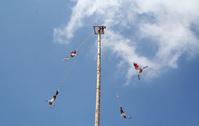 flying men of Cuetzalan 5