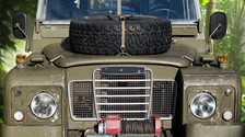 landrover front