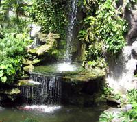 Grand Mirage Resort Garden