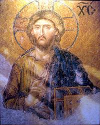 Hagia Sophia Mosaics 1