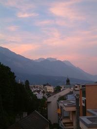 Hills of Innsbruck (Austria)
