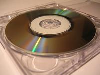 Mini CD Crystal
