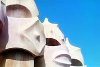 Barcelona, Gaudi's Casa Mila