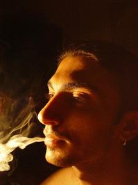 Enver's smoking