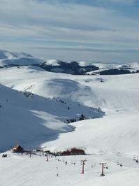 Winter and ski in Romania 2