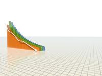 3d decay graph bar