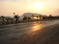 Road of Alanya
