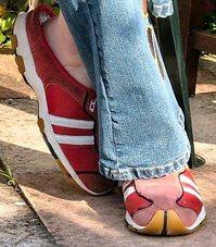 diesel feet
