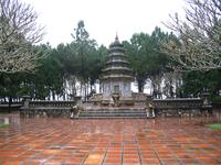Tomb near Hue