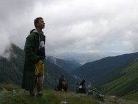 Mountain Climbing in Romania 3
