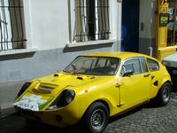 old car - Paris, France