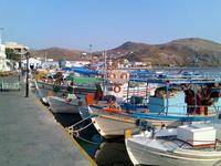 port in Lemnos