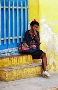 Girl from Trinidad
