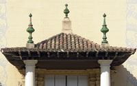 Tejadillo, Cover