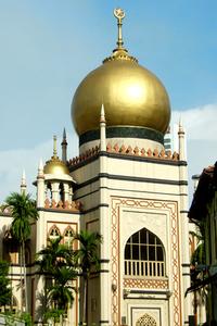 Singapore Mosque