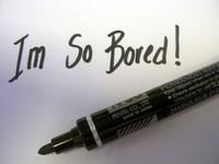 Boredom 1