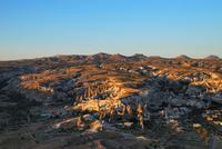 Morning in Cappadocia