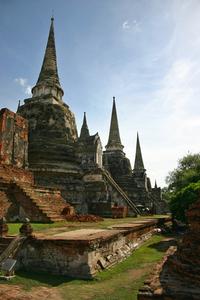 Ayutthaya : The Ancient City 3