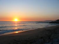 portuguese sunset